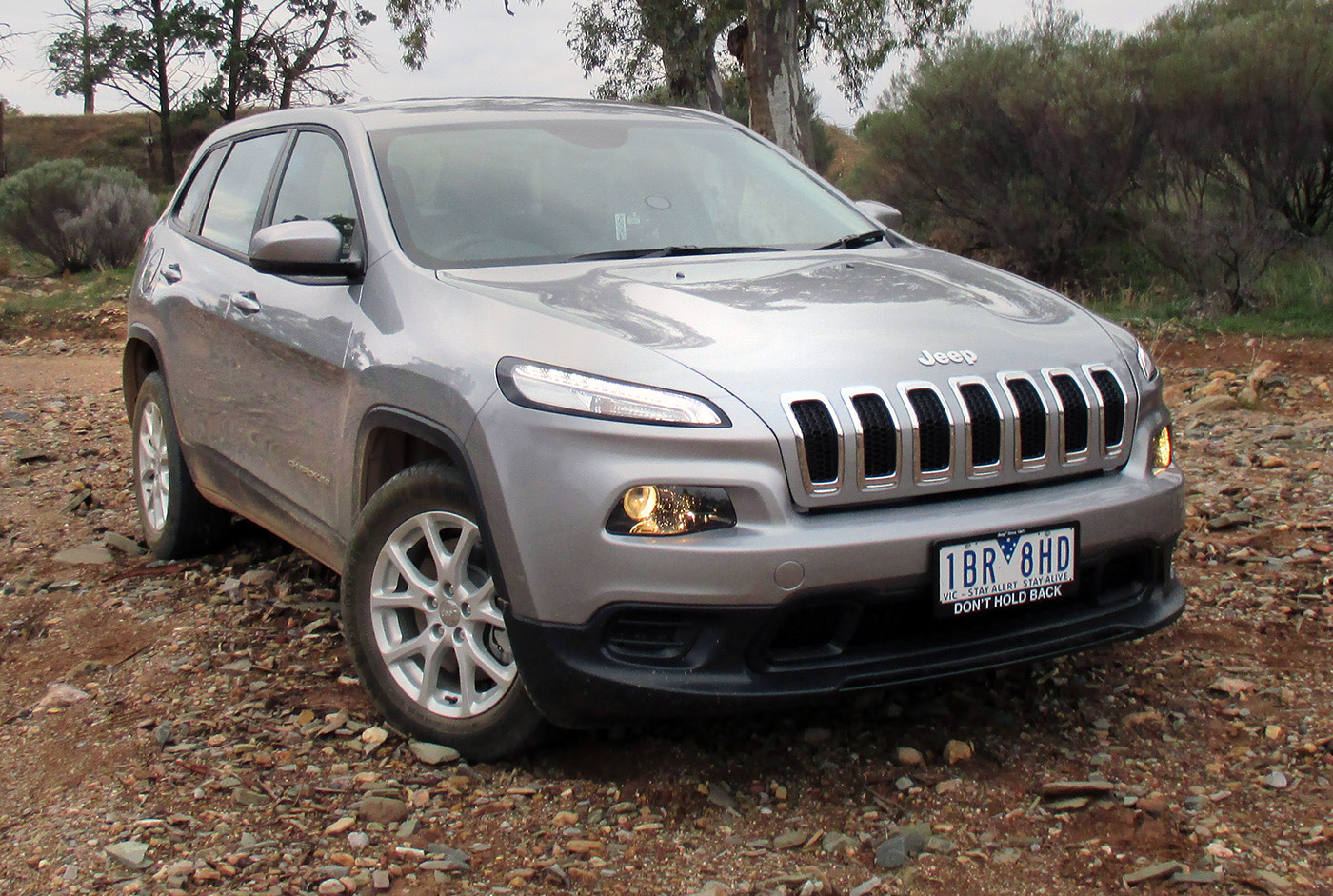 Jeep Cherokee Recalled Over Air Conditioner Hose Issue