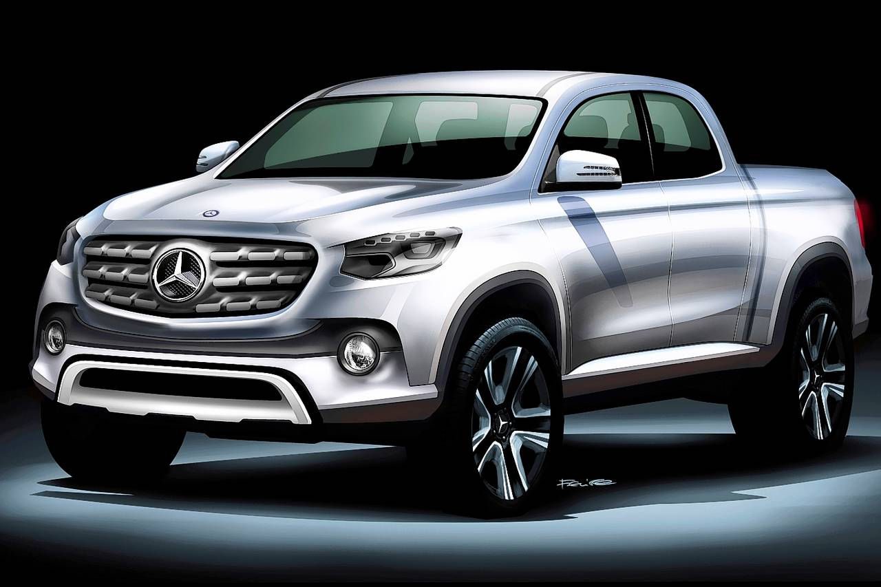 """Mercedes-Benz Ute """"Very Capable, Very Dynamic"""" but no AMG Version Coming"""
