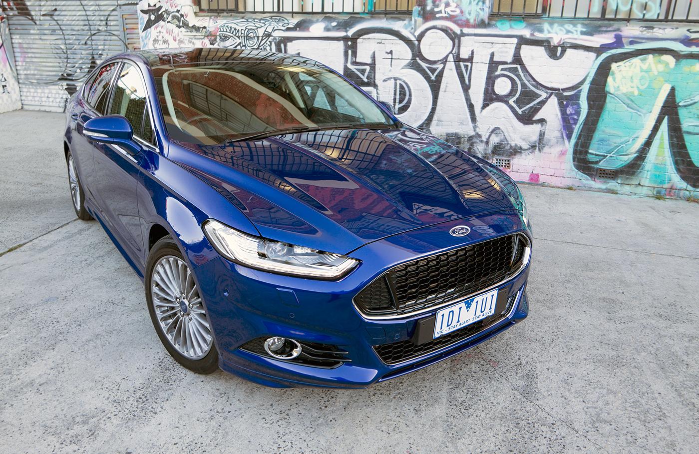 2015 Ford Mondeo Titanium Review: Falcon, what Falcon?