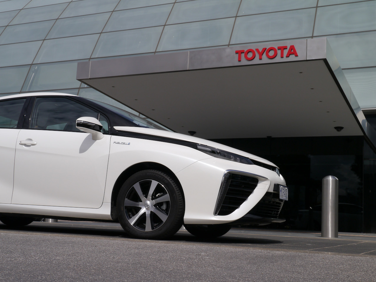 Toyota Australia Targets Commercial Fleets With Long-Term Hydrogen Plan