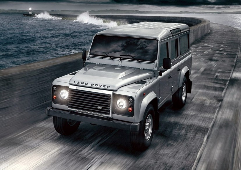 JLR's New Slovakian Plant Could Become Home To The Defender