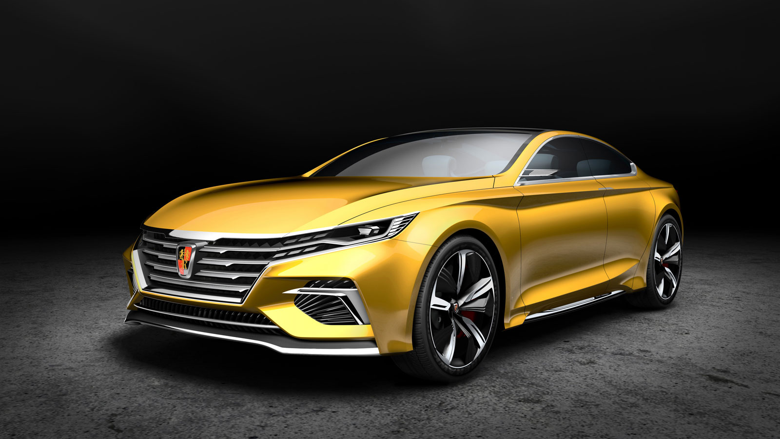 Roewe Defines New Design Direction With Vision-R Concept