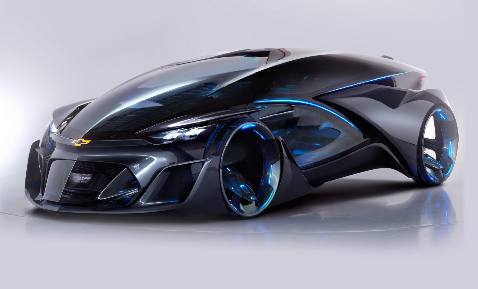 Chevrolet FNR Steps Out Of Science Fiction For Shanghai
