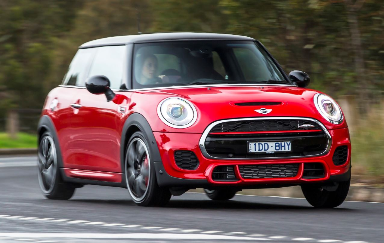 2015 MINI Cooper JCW Hatch Review: Stove-Hot Master Blaster Launched