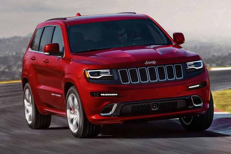 Jeep Planning Luxury SUV Range Rover Rival