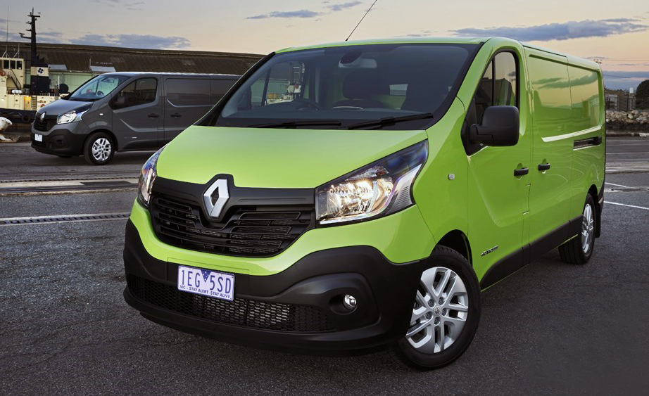 Renault Trafic: 2015 Price And Features For Australia