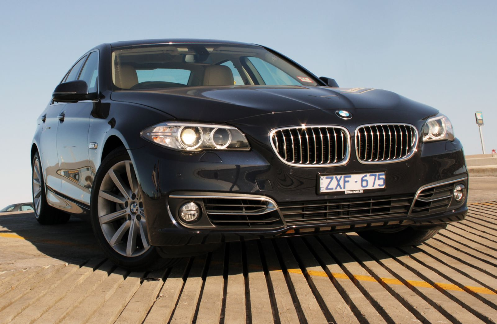 BMW 5 Series: New 2015 Options Packs Released For Australia