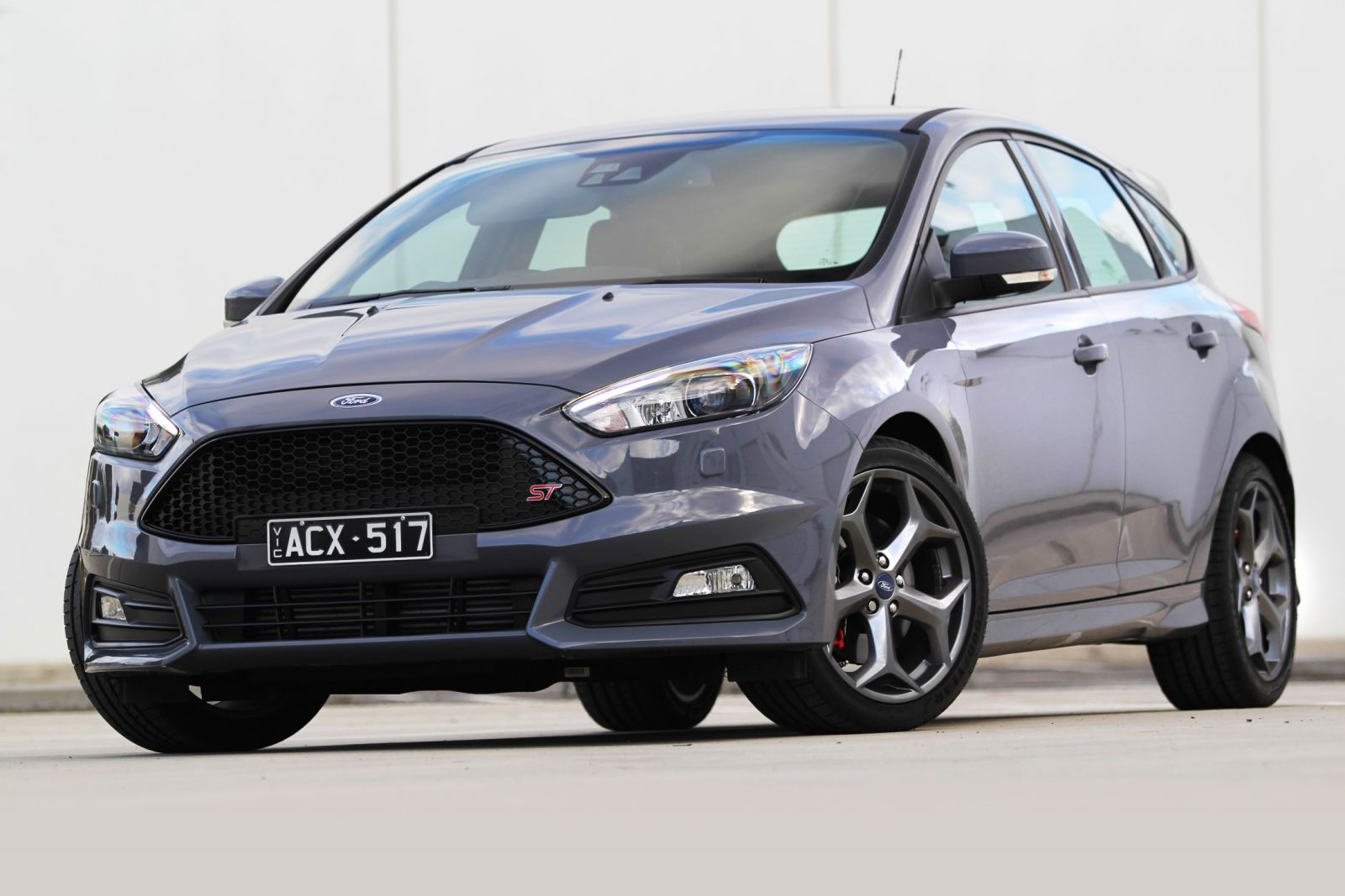 2015 Ford Focus ST Review: Ford's Speedy Hatch Gets An Update