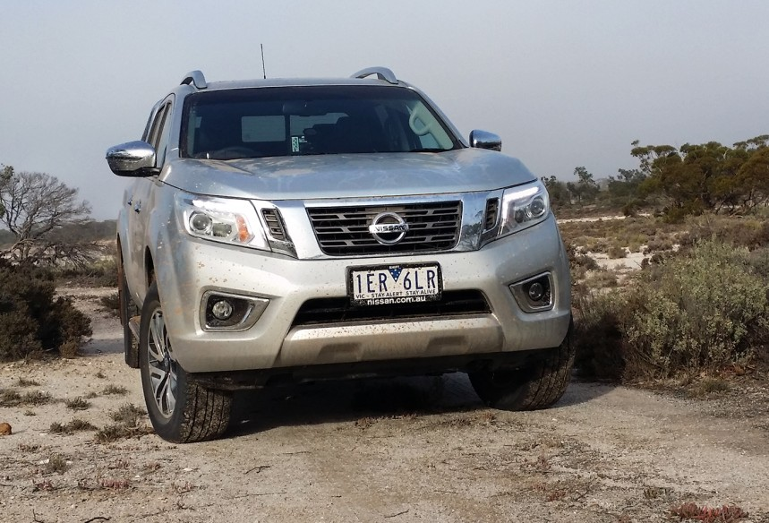 2015 Nissan Navara NP300 Review: RX, ST, ST-X; On-Road Manners Of An SUV