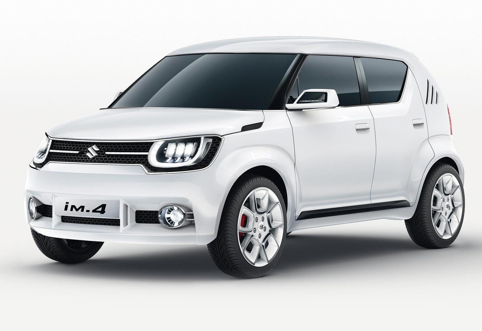 Suzuki iM-4 Isn't The New Jimny, But Both Are Coming: Report