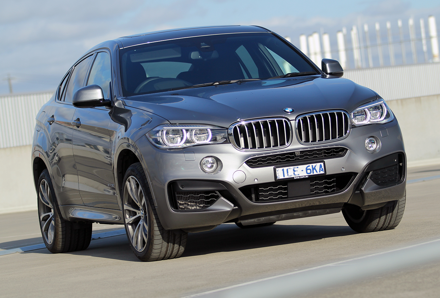 BMW X6 M Sport Review: 2015 xDrive50i - Brawn, With More Brawn