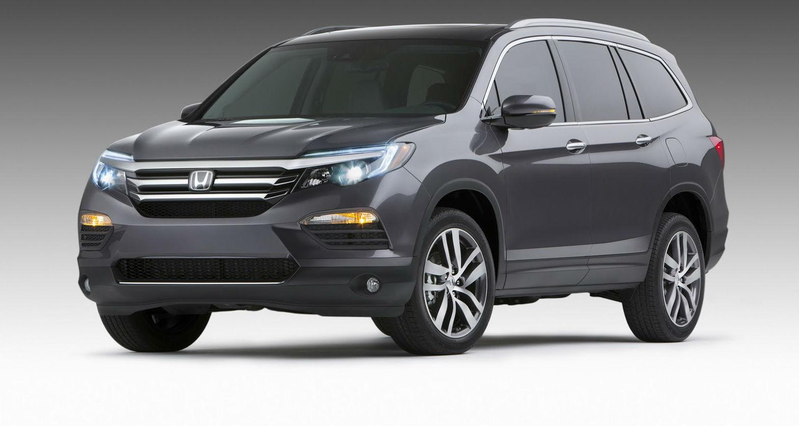 Honda Details New Pilot SUV