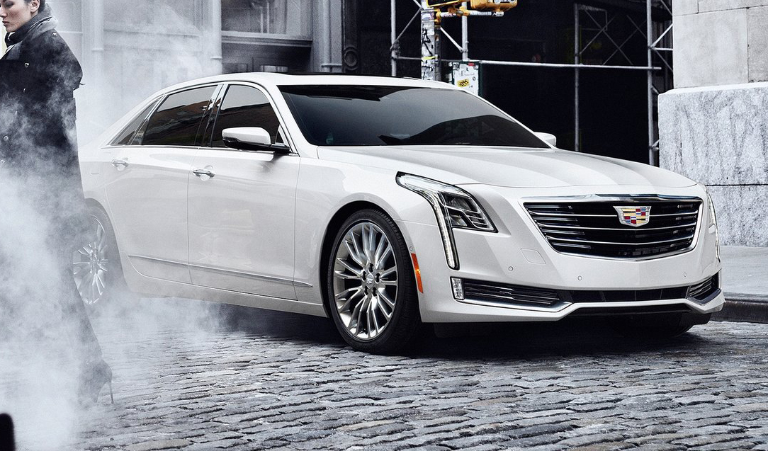 Cadillac CT6 Revealed In New York