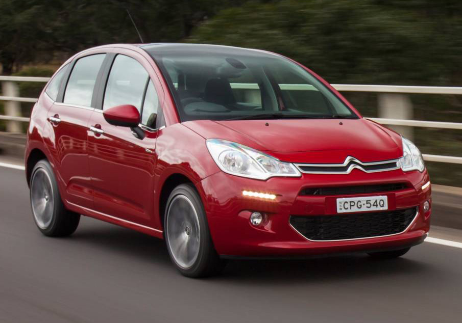 'Uncompetitive' Citroen C3 Pulled From Sale In Australia