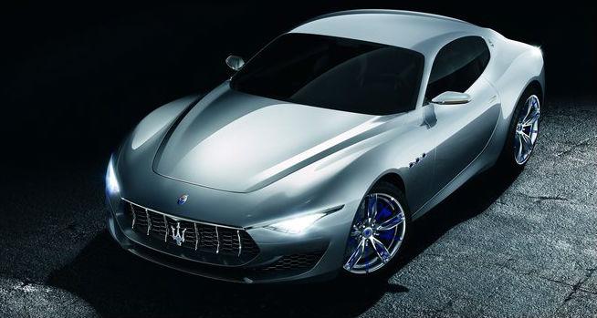 Maserati Alfieri 2+2 Coupe Concept