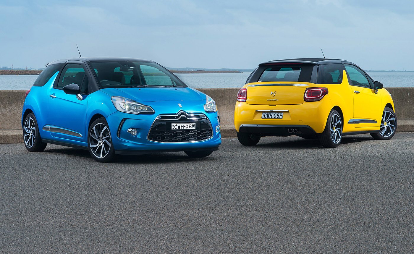 Citroen DS3: 2015 Price And Features For Australia