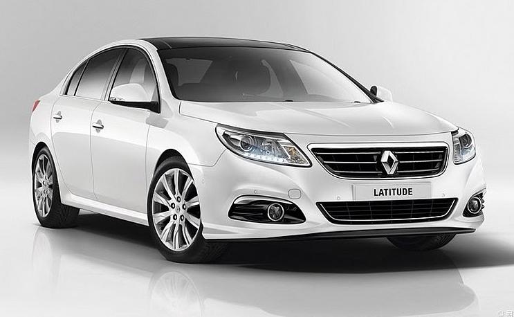 2014 Renault Latitude - Overseas