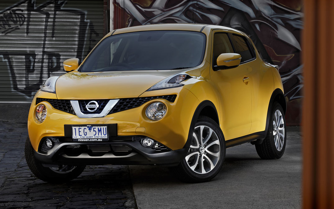 Nissan Juke: 2015 Price And Features For Australia