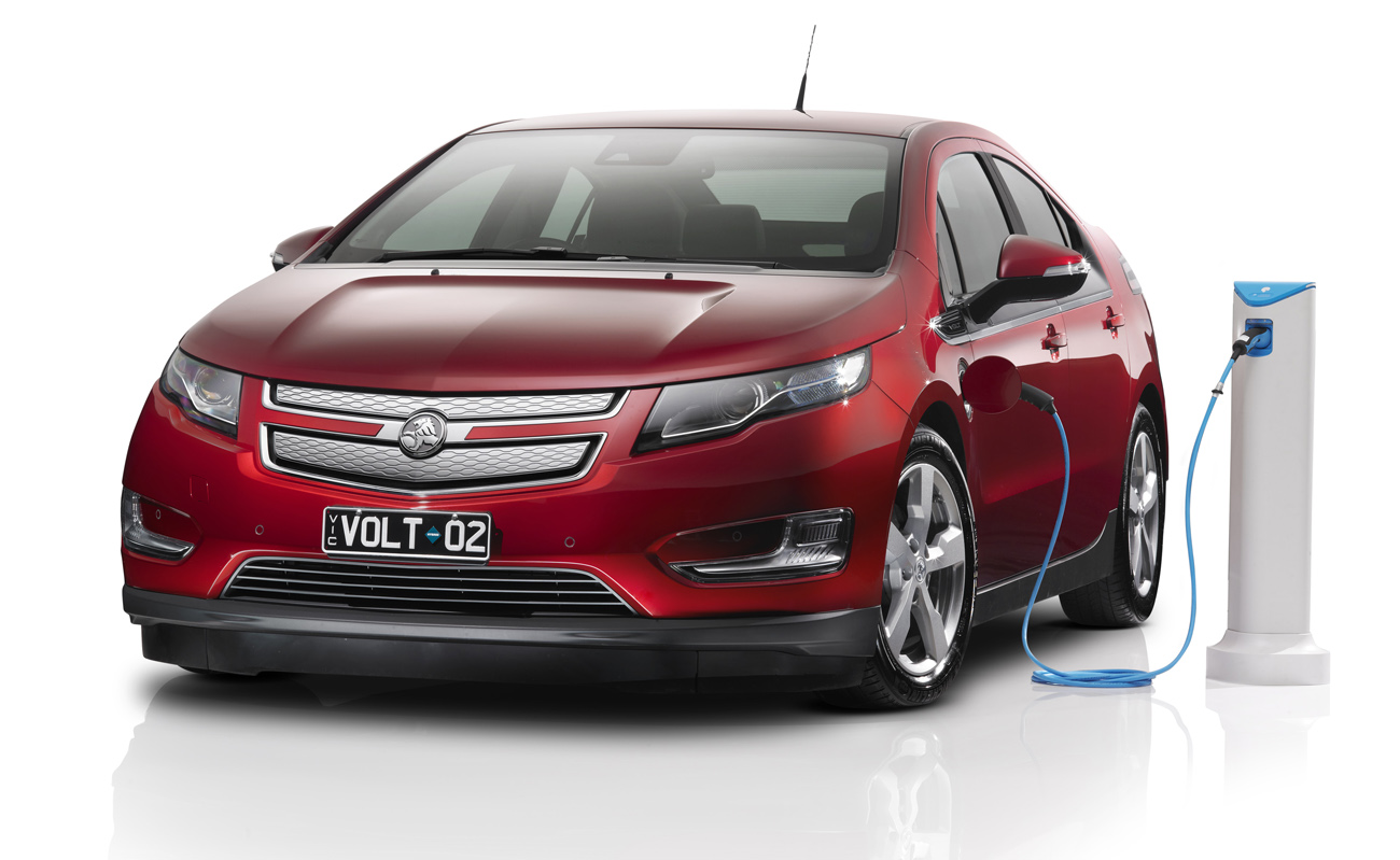 GM Unplugs Volt Production, Prepares For All-New Model