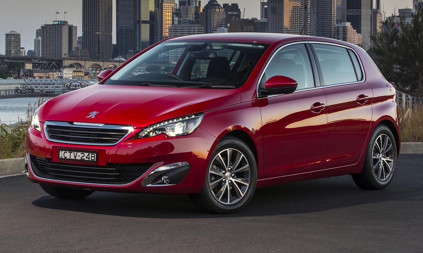 2015 Peugeot 308: New 1.6 Allure Model Joins Australian Range