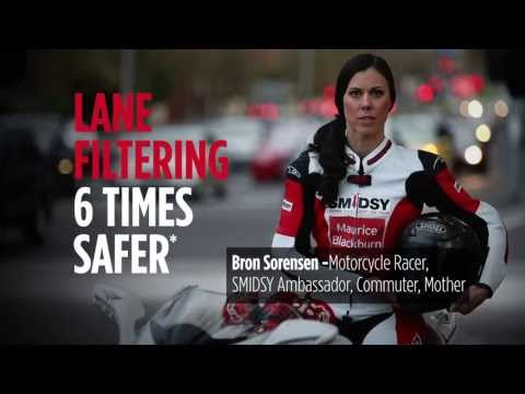 Queensland: Lane Filtering For Motorcycles Legal From February