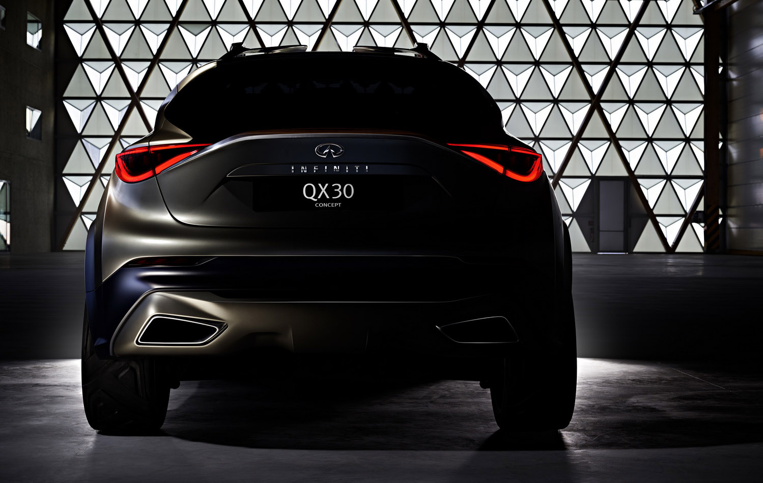 Infiniti QX30 Compact SUV Teased
