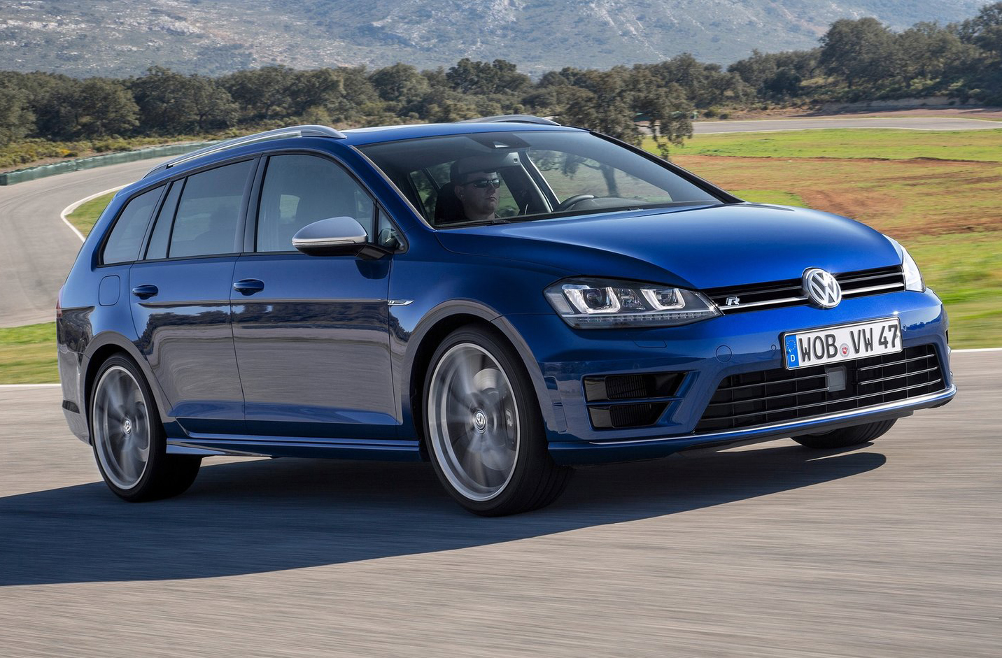 VW Golf R Wagon Locks Sights On Australia, October Launch Confirmed