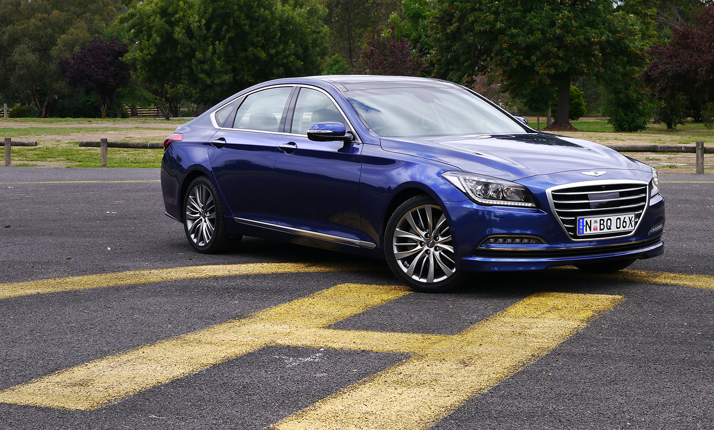 2015 Hyundai Genesis Ultimate Review: Surprise Contender