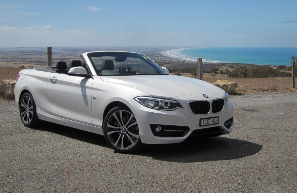 BMW 2 Series Convertible Review: 2015 220i and 228i