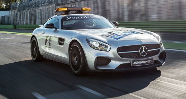 Mercedes-AMG GT Safety Car Revealed For New F1 Season