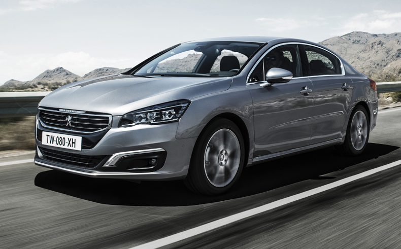 Peugeot 508, 3008 And 2008 Get Safety Upgrades For Australian Market