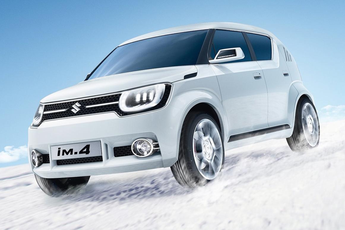 Suzuki iM-4 Concept Revealed: First Look At Next Jimny?