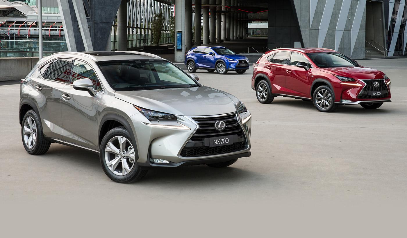 Lexus Australia Claims Second Customer Satisfaction Award