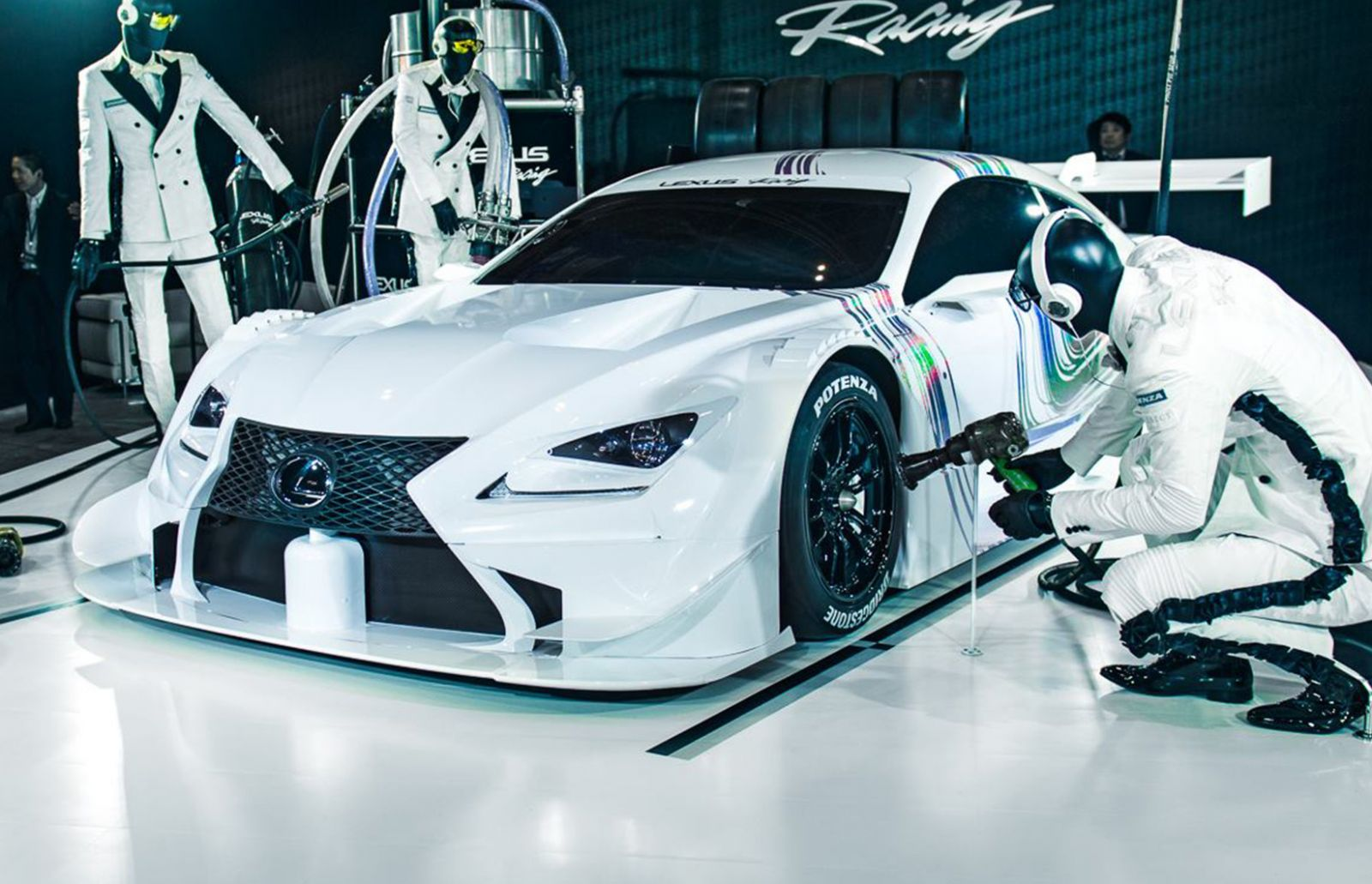 Lexus To Announce V8 Supercar Involvement