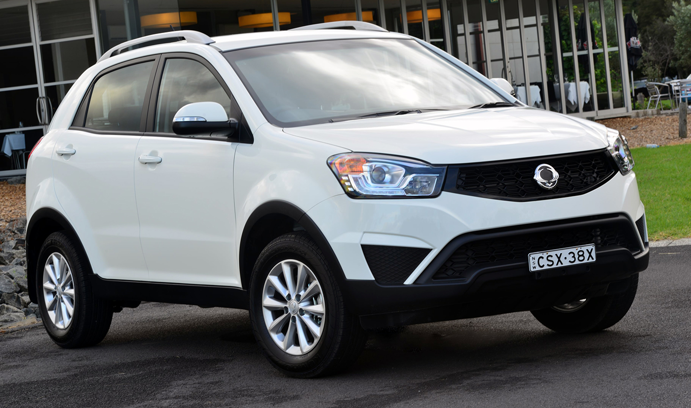 SsangYong Australia Cuts Drive-away Price On Most Models
