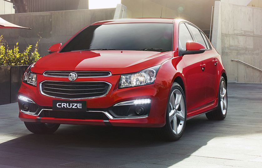 2015 Holden Cruze Facelift: Price And Features For Australia