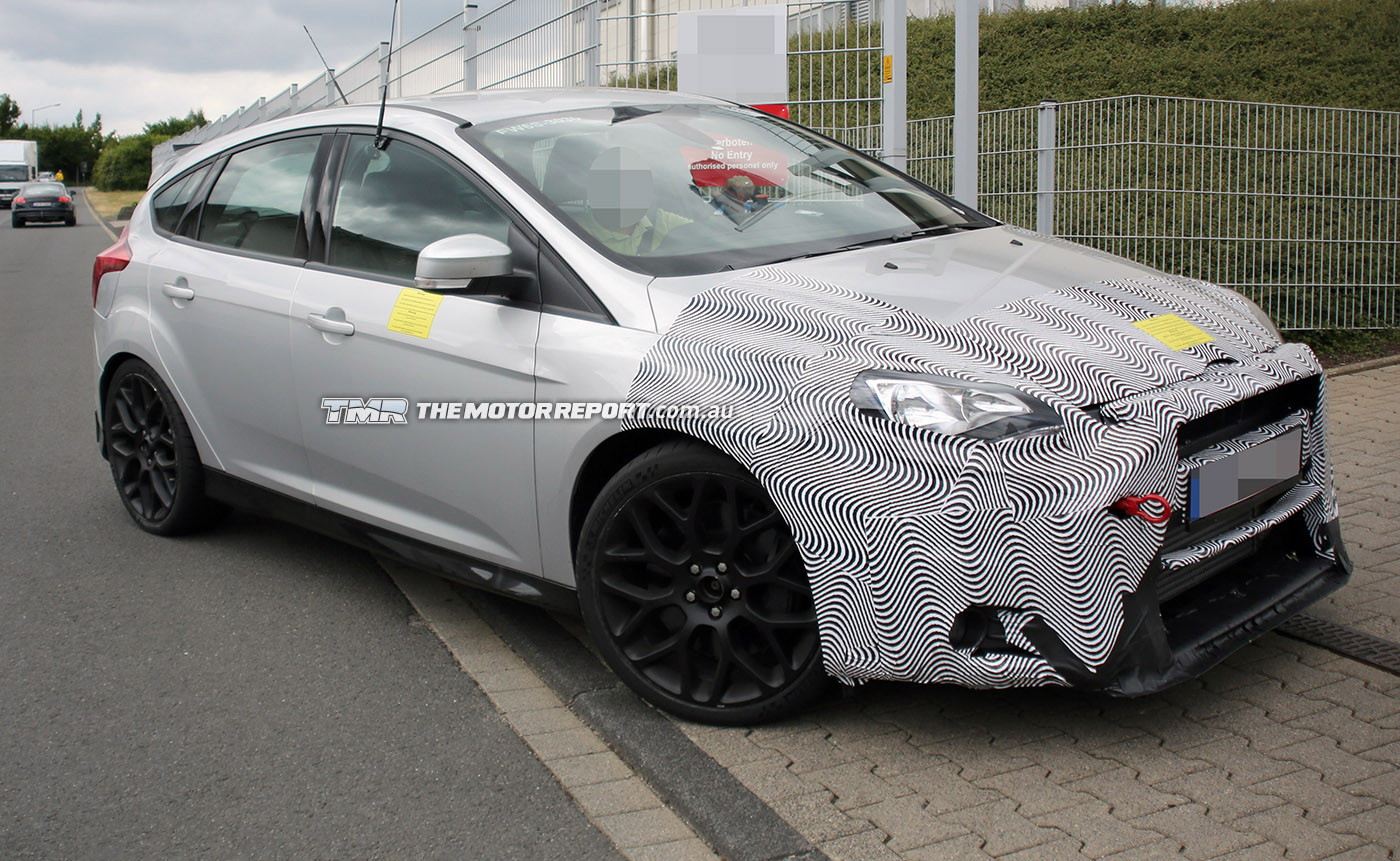 New Ford Focus RS: 240kW AWD Hero Confirmed?