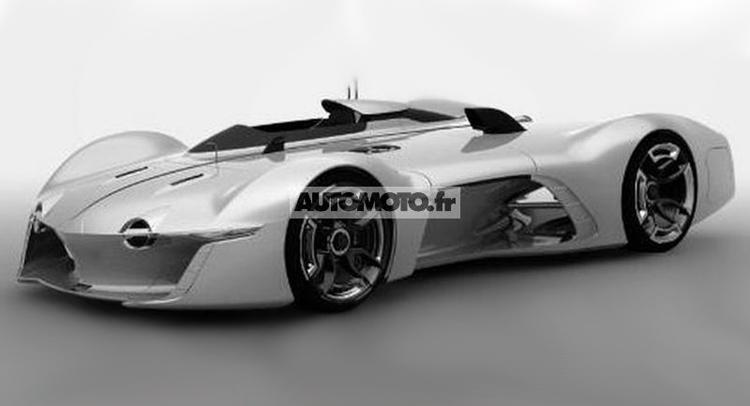 Alpine Vision Gran Turismo - Leaked