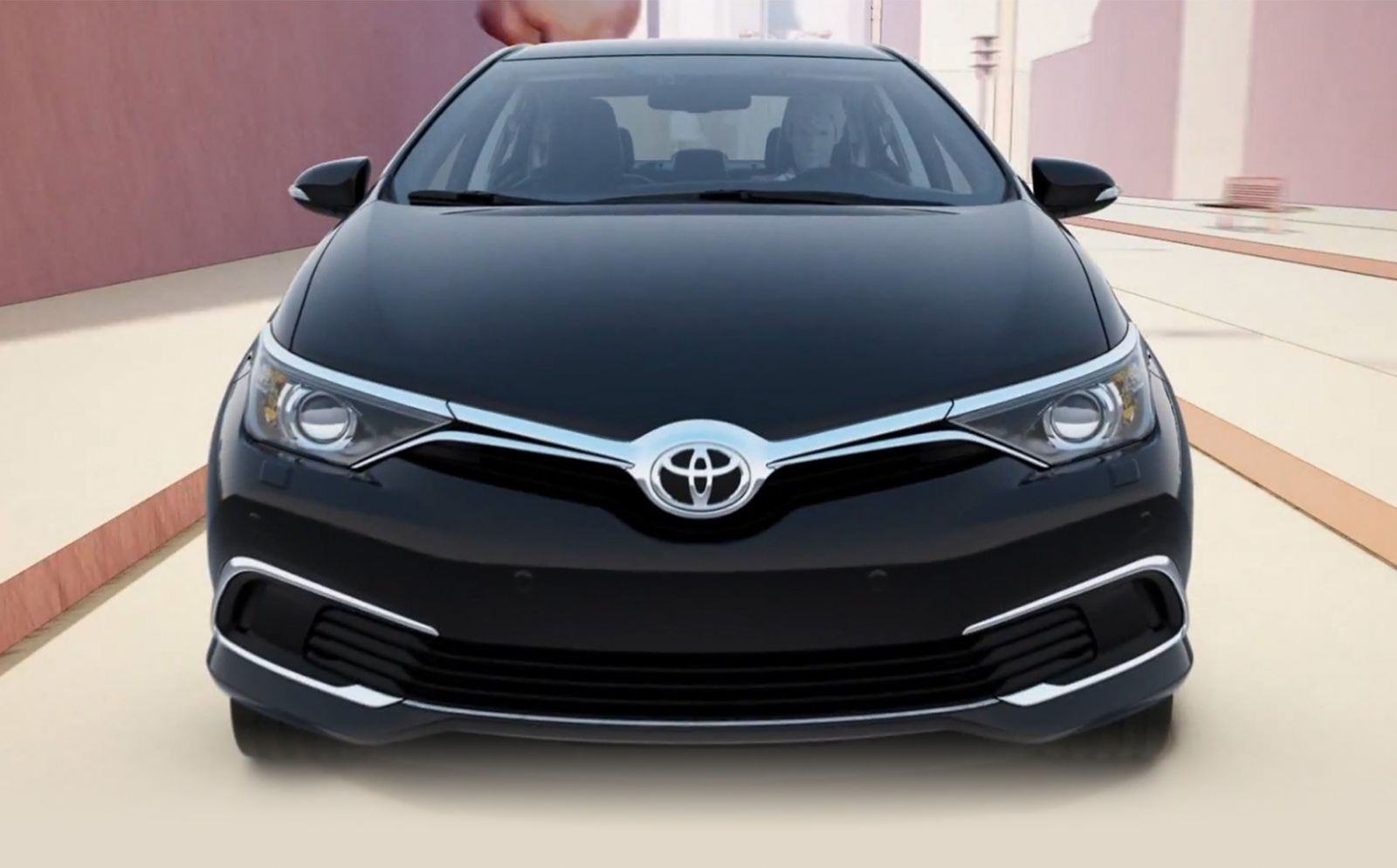 Geneva Safety Tech Video Hints At 2016 Toyota Corolla Sedan Facelift
