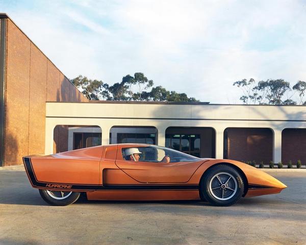 1969 Holden Hurricane Concept