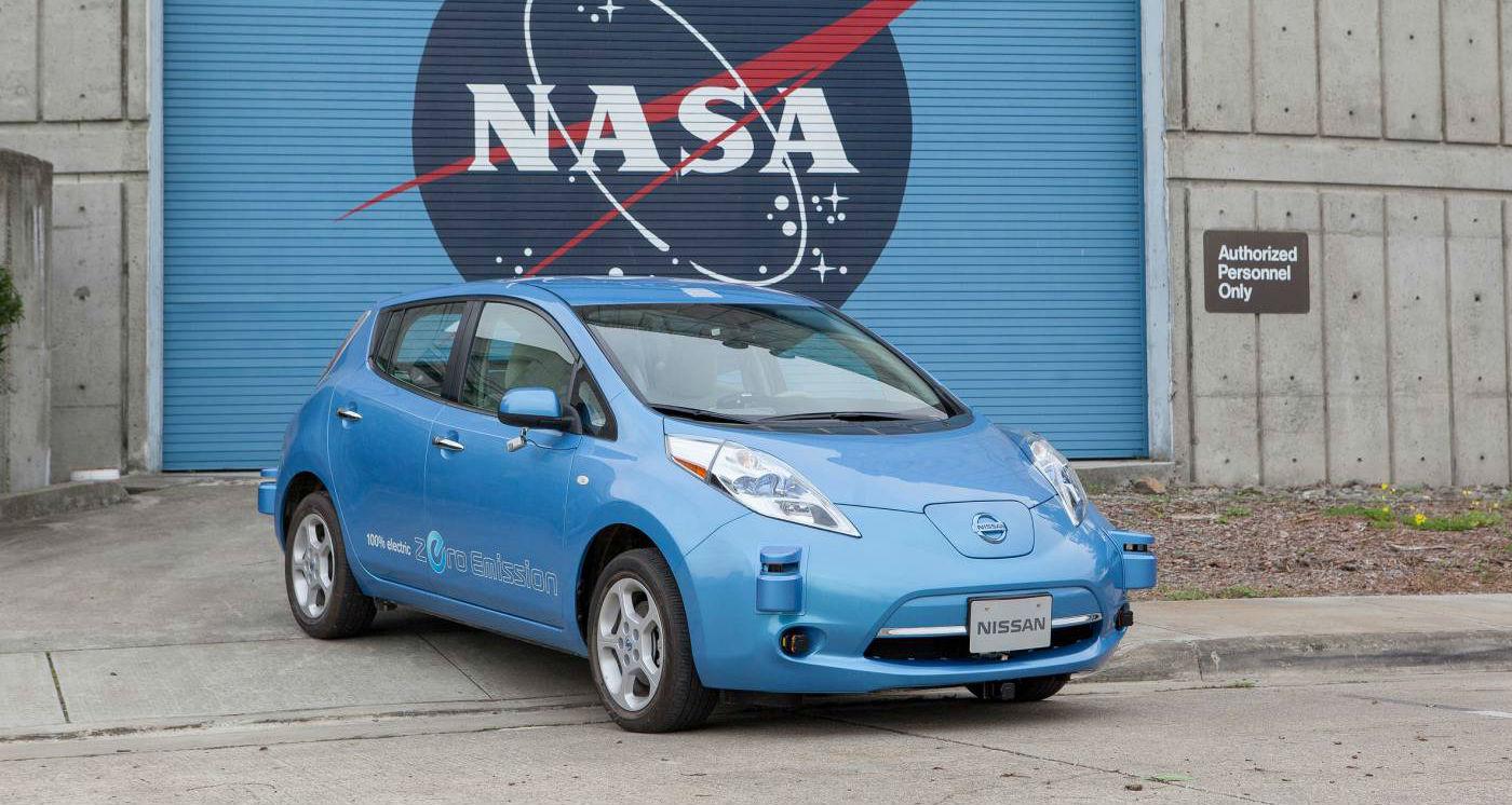 Nissan And NASA To Team Up On Autonomous Vehicles