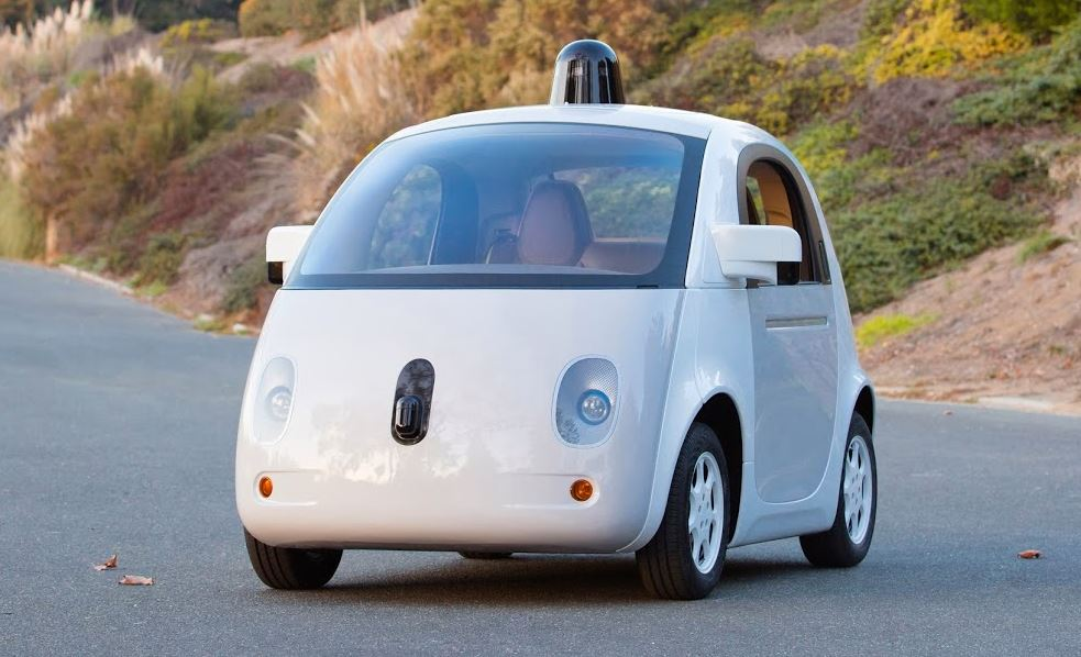 Google Unveils Road-Ready Self-Driving Car