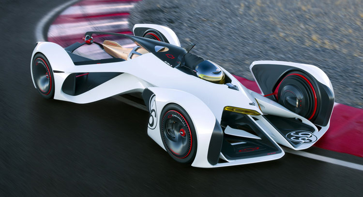 LA Auto Show: Chevrolet Chaparral, Infiniti Synaptiq Concepts Revealed