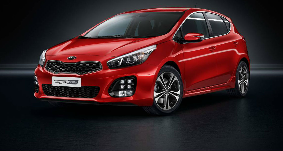 Kia Cee'd GT Line, Picanto And New 1.0 Litre Engine To Debut In Geneva