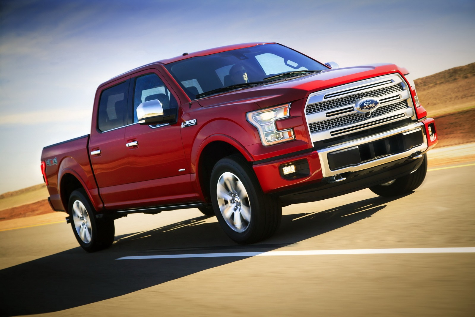Ford Files 'EcoBeast' Trademark: F-150 Green Monster On The Way?