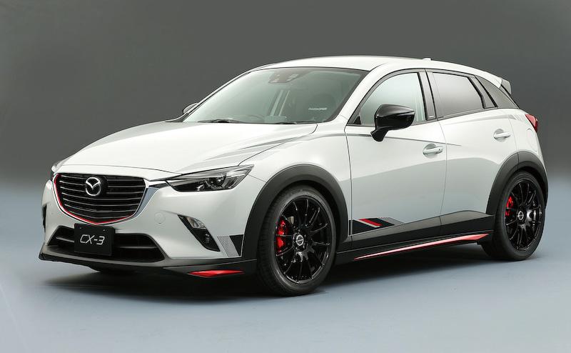 2015 Tokyo Auto Salon - Mazda