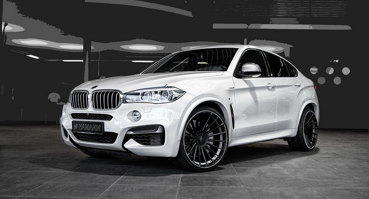 Hamann Turns Up BMW X6 Styling
