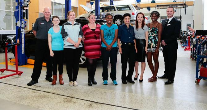 2014 FCA Women In Auto Trades