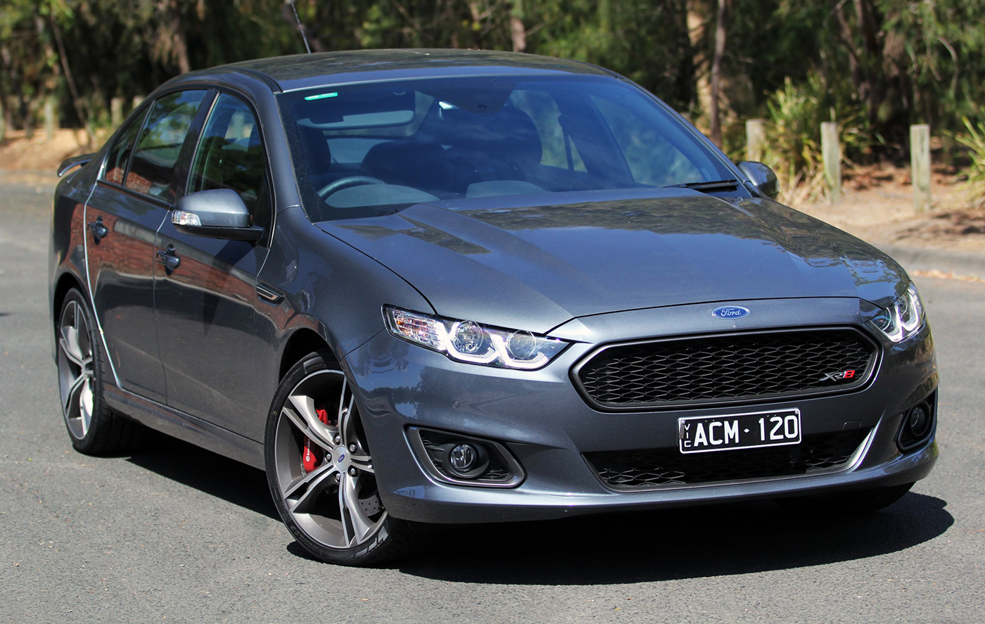 2015 Ford Falcon XR8 Review: Power, In Spades... But?