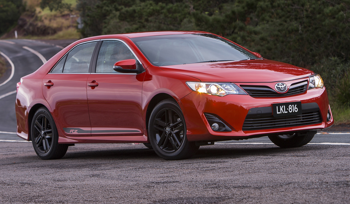 Toyota Camry Passes 850,000 Sales In Australia, RAV4 Turns 20